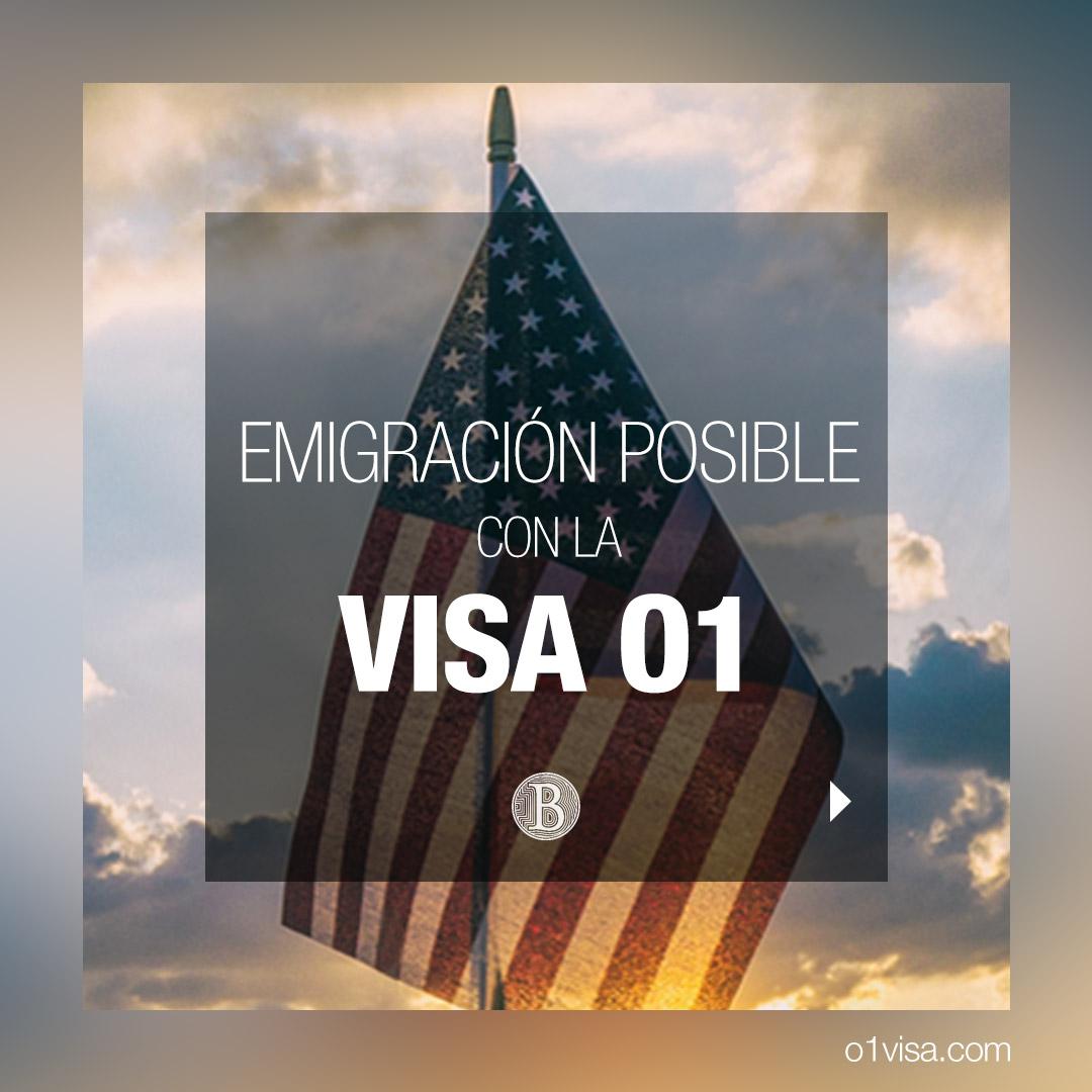 O1 La visa de las habilidades extraordinarias