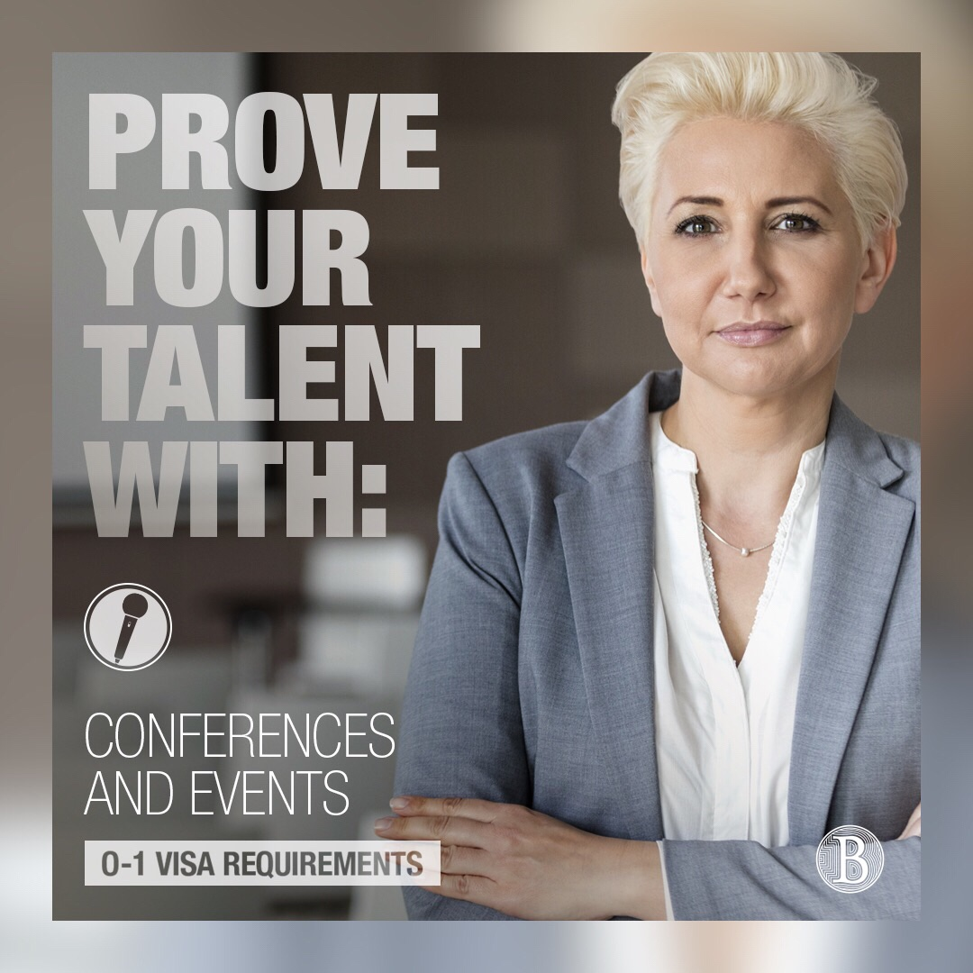Evidence Ideas to complete your O1 Visa Case - | Immigration