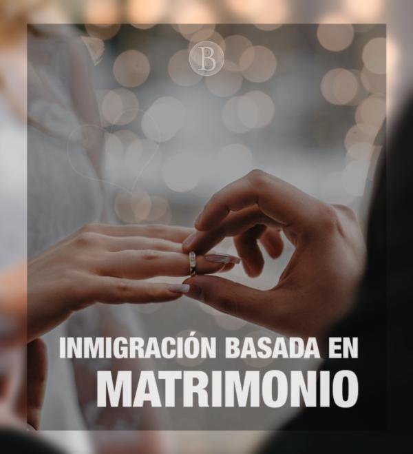 Inmigración Basada en Matrimonio